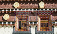 Traditional Tibetan architecture Photo: Outlook Tibet