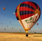 Shadowy Chinese authorities try to ground festival's Tibet balloon