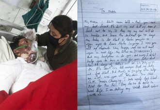 Tibetan youth who lit himself on fire protesting China's illegal occupation of Tibet dies