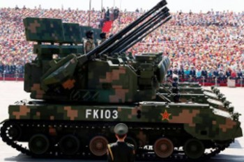 The PLA spokesman said, the purpose is to test the parameters of the equipment and is not targeted against any country. Photo: File
